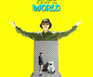 bts, hope world, and bangtan image