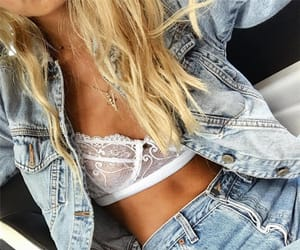 fashion, jeans, and inspiration image