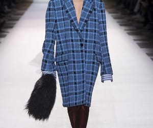 blue, dries van noten, and fashion image