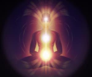 chakras, actitud, and gif image