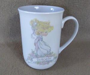 coffee cup, debbie, and deborah image