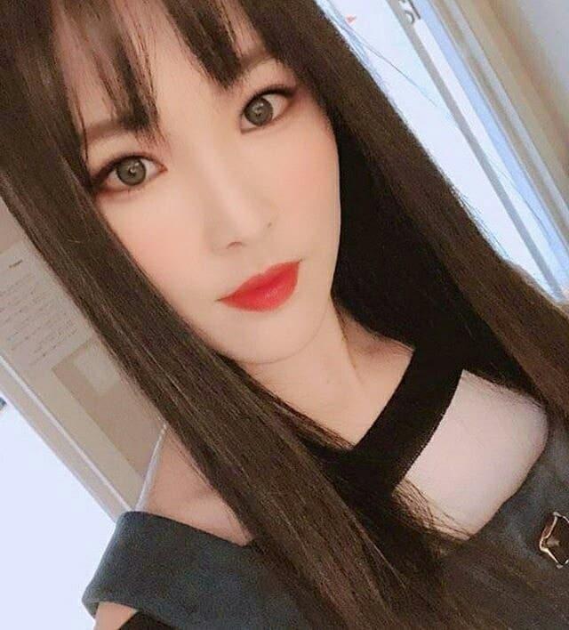 beauty, kpop, and yuju image
