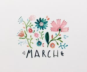march and months image