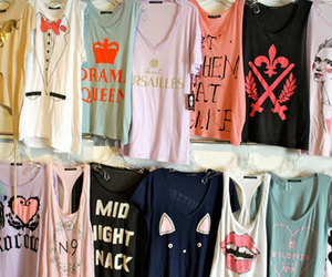 clothes, shopping, and chlotes image