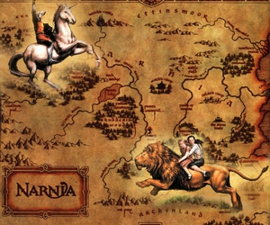 chronicles of narnia, the chronicles of narnia, and Lucy image