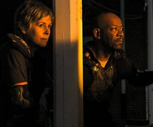 walking dead, the walking dead, and morgan jones image