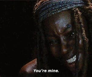 gif, walking dead, and the walking dead image
