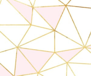 background, gold, and geometric image