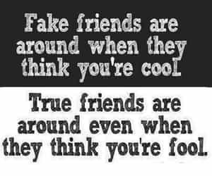 quotes, friends, and cool image