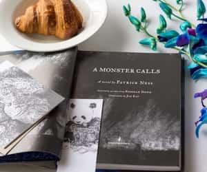 book, bookworm, and libro image
