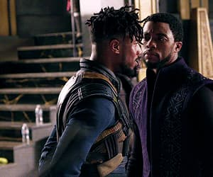 actor, awesome, and black panther image