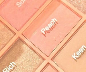 aesthetic, pastel, and peach image