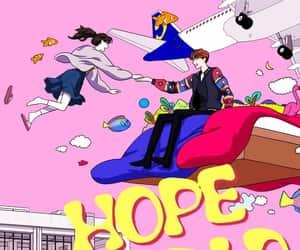 fanart, hope world, and jung hoseok image