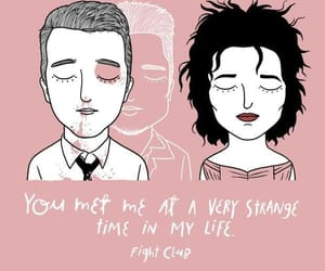 fight club and film image