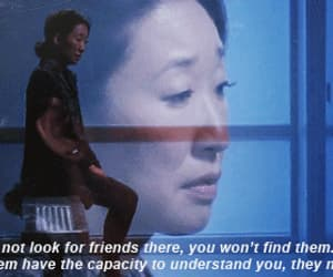 cristina yang, life, and quotes image
