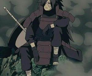 madara, anime, and naruto image