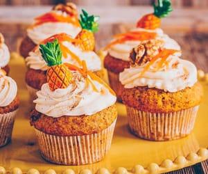 carrot, cream, and dessert image