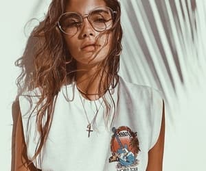 fashion, model, and summer image