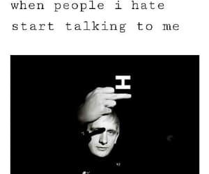 anti-social, conversation, and meme image