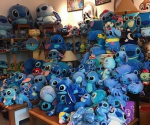 stitch and peluches image