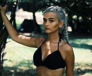 bikini, tan, and profile picture image