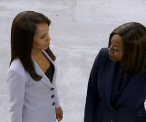 scandal, kerry washington, and viola davis image
