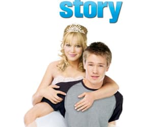 a cinderella story, hillary duff, and chad michael murry image