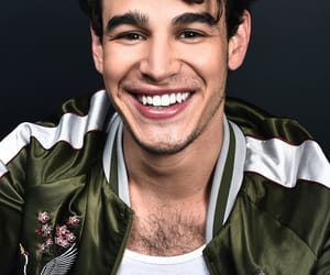 simon lewis, shadowhunters, and alberto rosende image