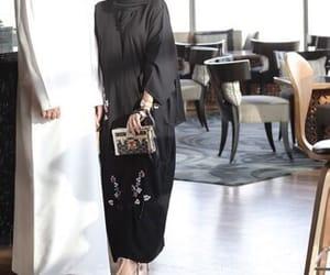 arab, couple, and fashion image