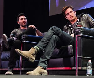 actors, tw, and tyler hoechlin image