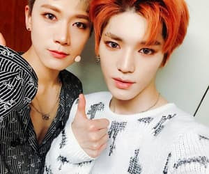 ten, taeyong, and nct image