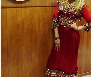 moderne, robe traditionnelle, and beauté kabyle image