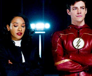 couple, cw, and flash image