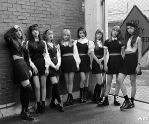 Girl Crush, girl group, and wekimeki image