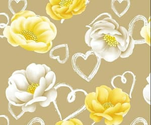 background, floral art, and floral image