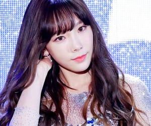 girls generation, taeyeon, and goddess image