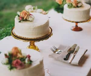 cake, delicious, and cakes image