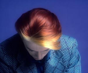david bowie and hair image