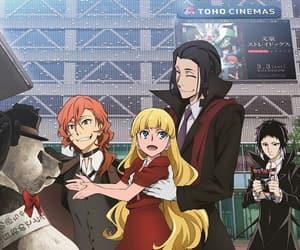 anime, movie, and elise image