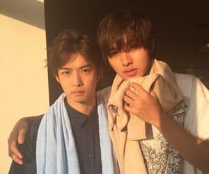 chiba yudai, yamazaki kento, and 水球ヤンキース image
