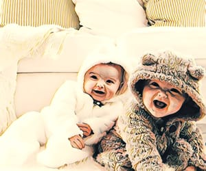 adorable, babies, and cute image