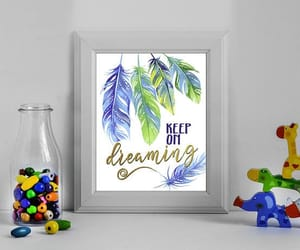 etsy, inspirational print, and spiritual quotes image