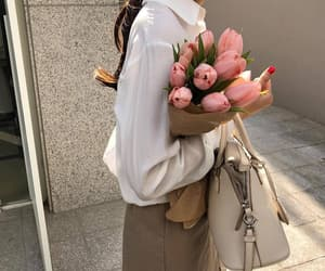bag, beauty, and hair image