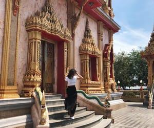 girl, girls, and phuket image