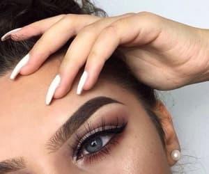 chic, girls, and nail art image