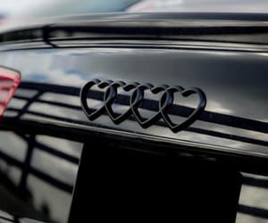 audi, Logo, and love it image