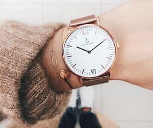 accessory, fashion, and rose gold image