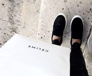fashion, celine, and shoes image