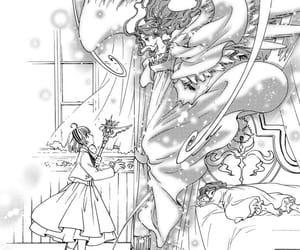manga, sakura, and ccs image