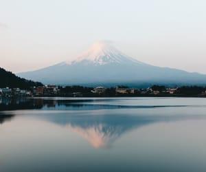 aesthetics, japan, and mount fuji image